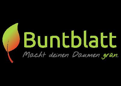 Buntblatt